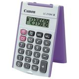 CANON Kalkulator [LC-210Hi III] - Purple - Kalkulator Office / Pocket